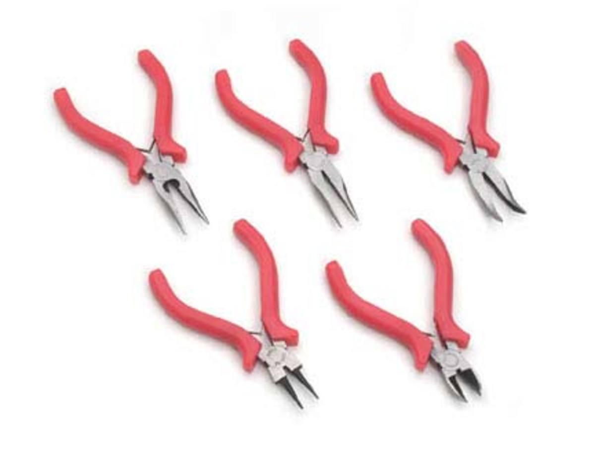 jewellery pliers set