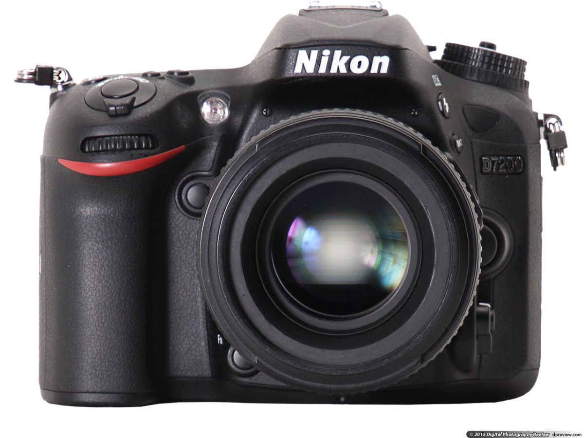 I Shoot A Nikon D7200 - Great Advanced Camera
