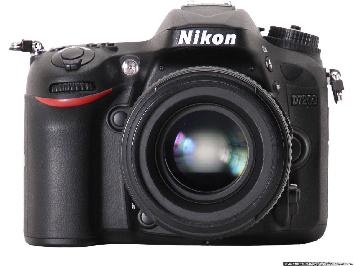 I Shoot A Nikon D7200 - Great Advanced Camera