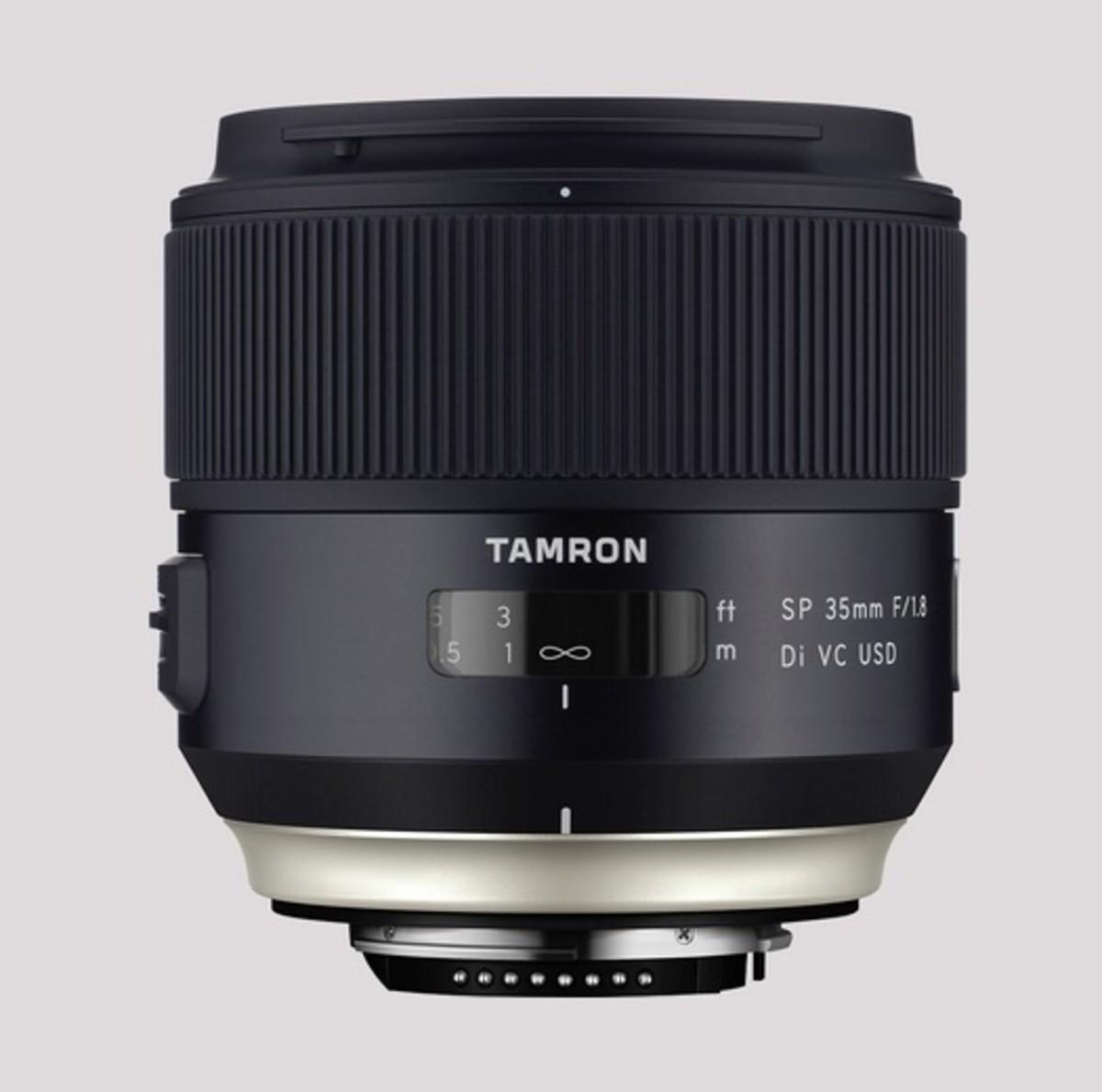 Tamron's New Prime Lens 35mm F1.8