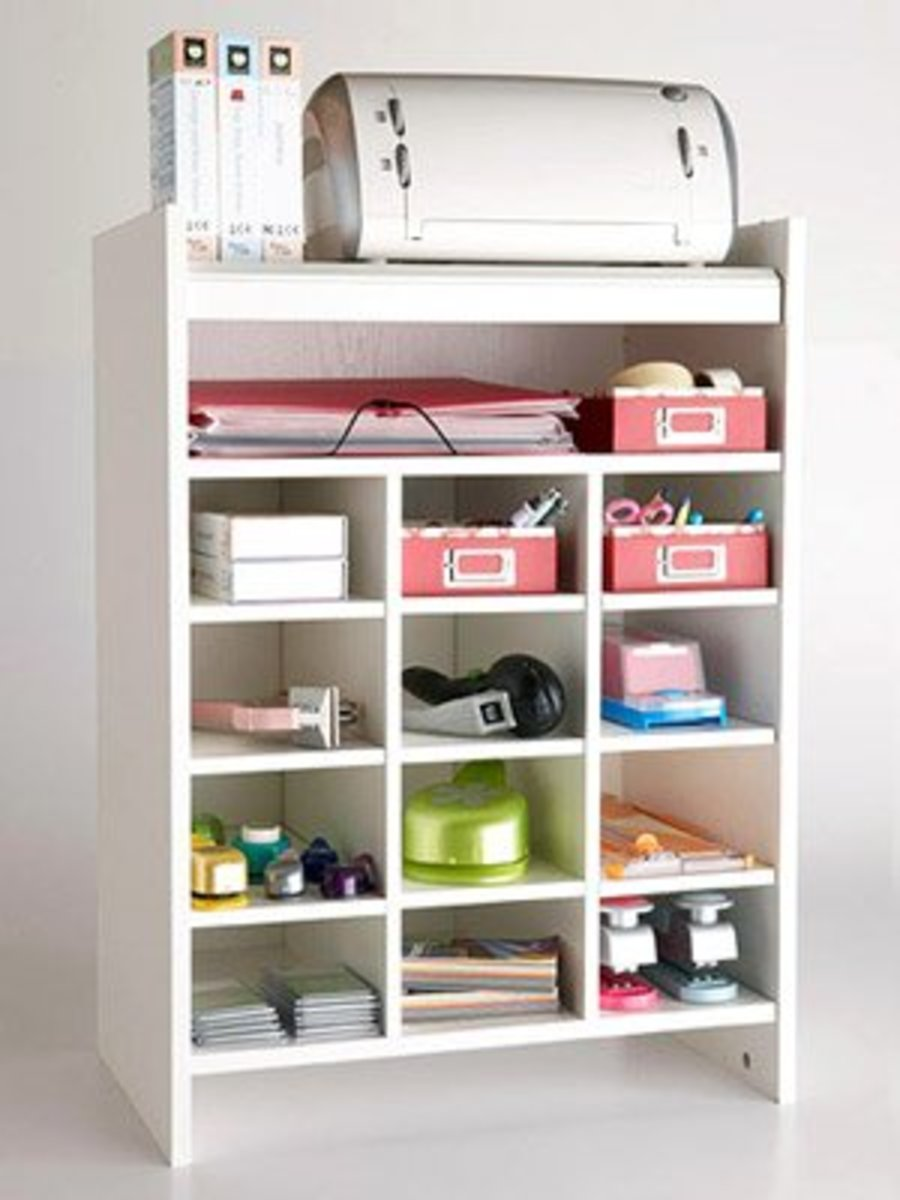 Craft Ideasbudget on Craft Storage Ideas On A Budget