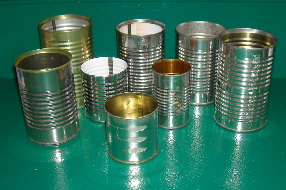 Tin cans will get a complete makeover