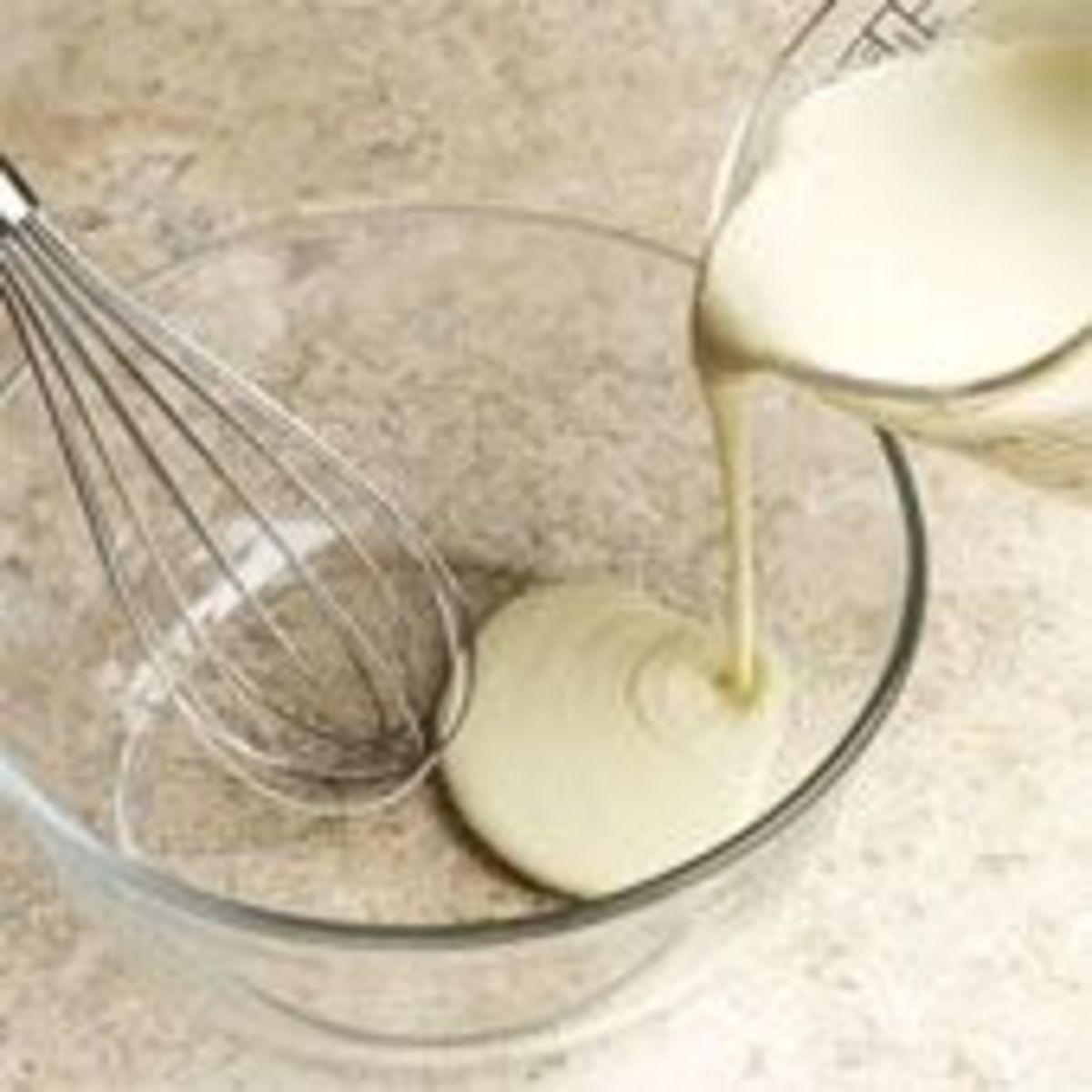 My favorite paper mache paste recipe feltmagnet for Paper mache ingredients