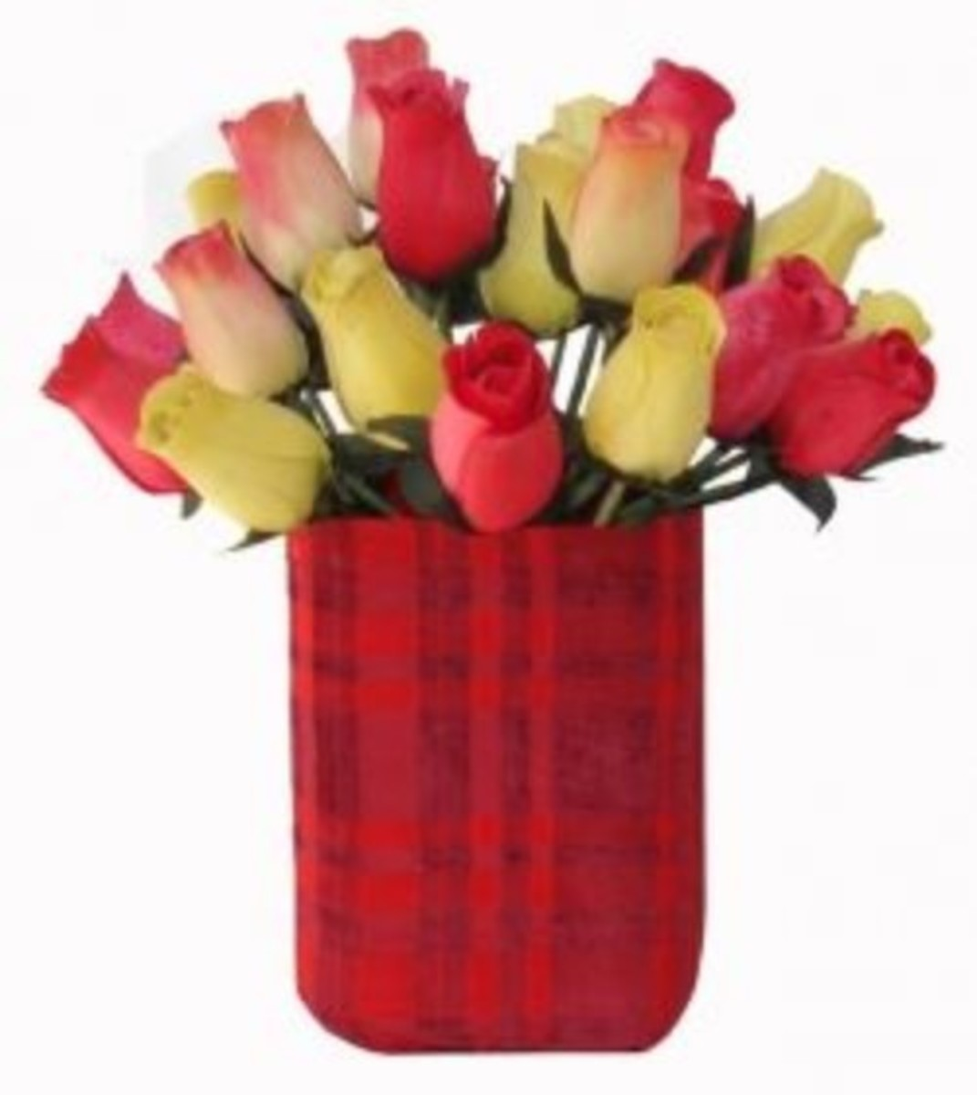 Reuse a Plastic Bottle as a Charming Vase