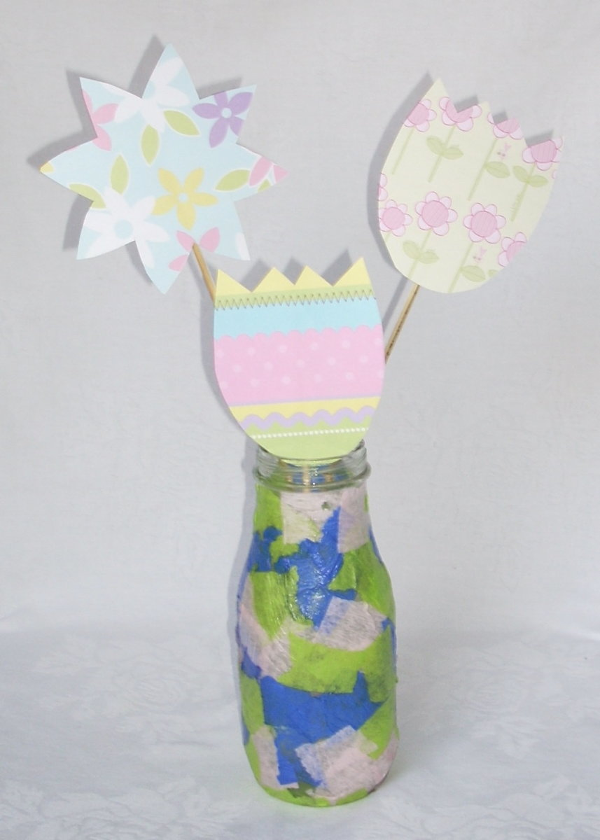 Easter Flower Craft