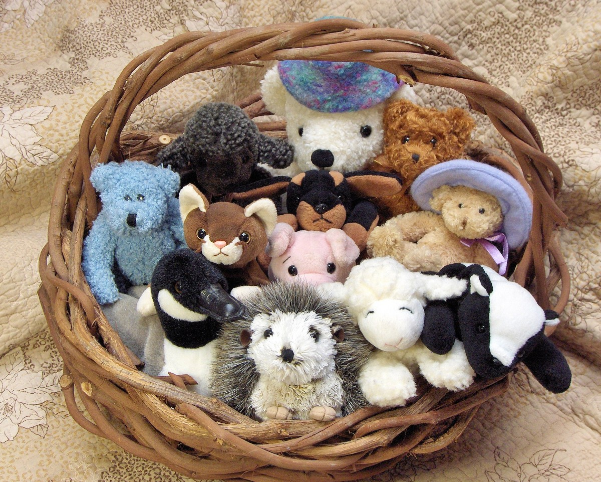 BASKET OF BEST FRIENDS