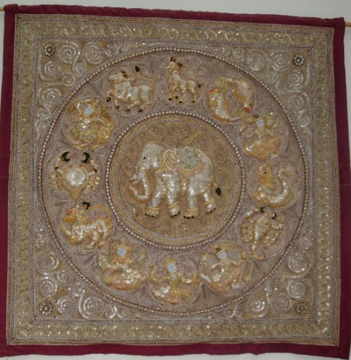 kalagas-burmese-bead-embroidered-tapestries