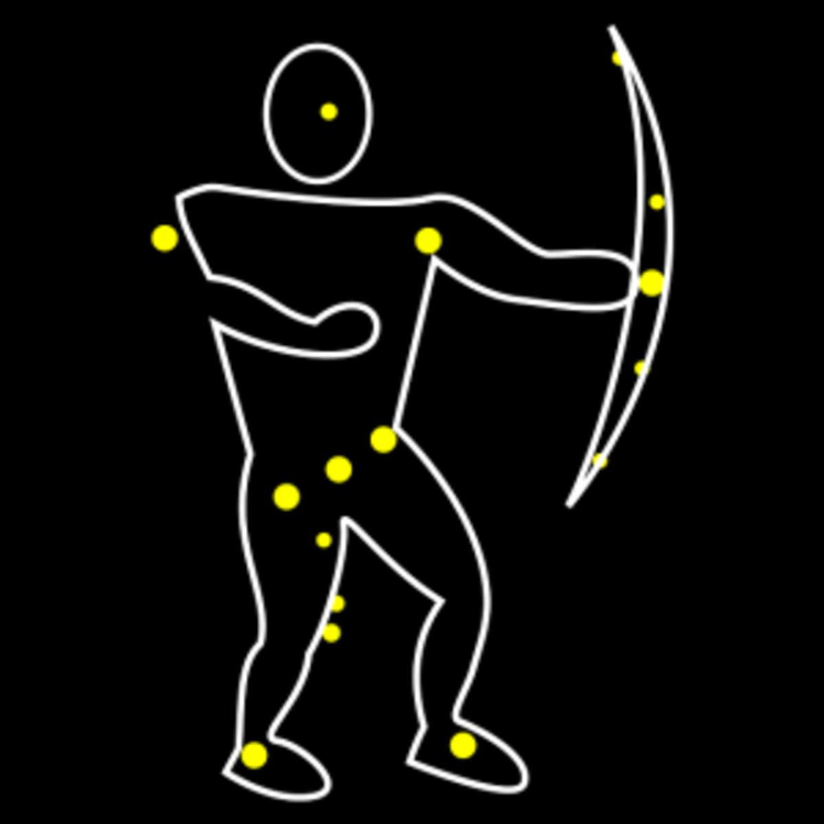 constellation dot to dot