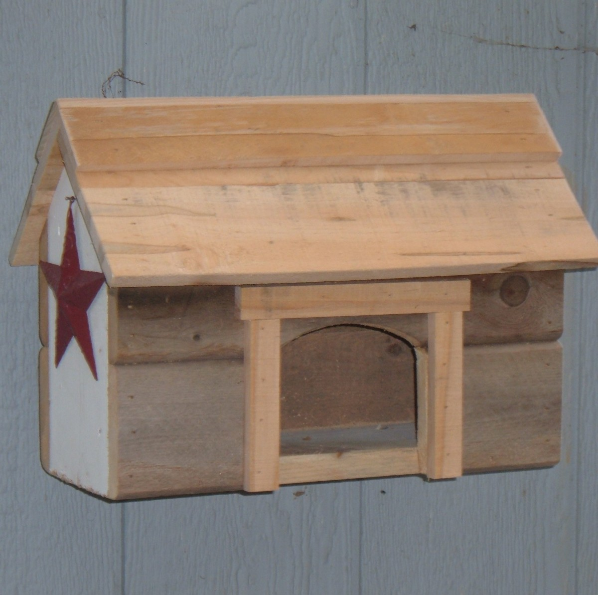Barn Nesting Shelf