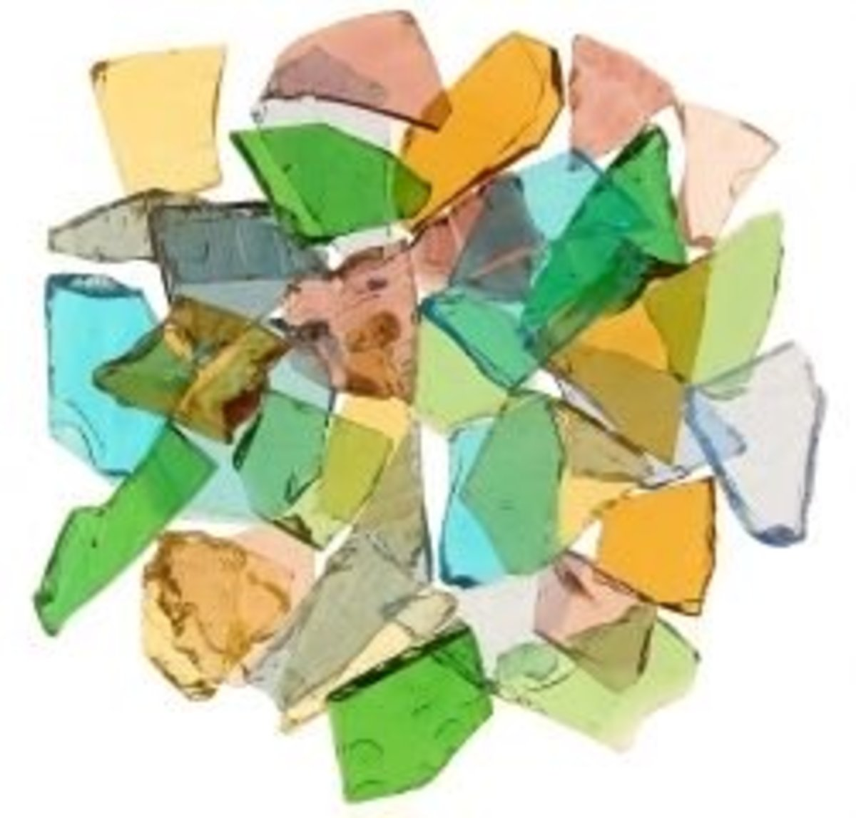 glass for mosaics