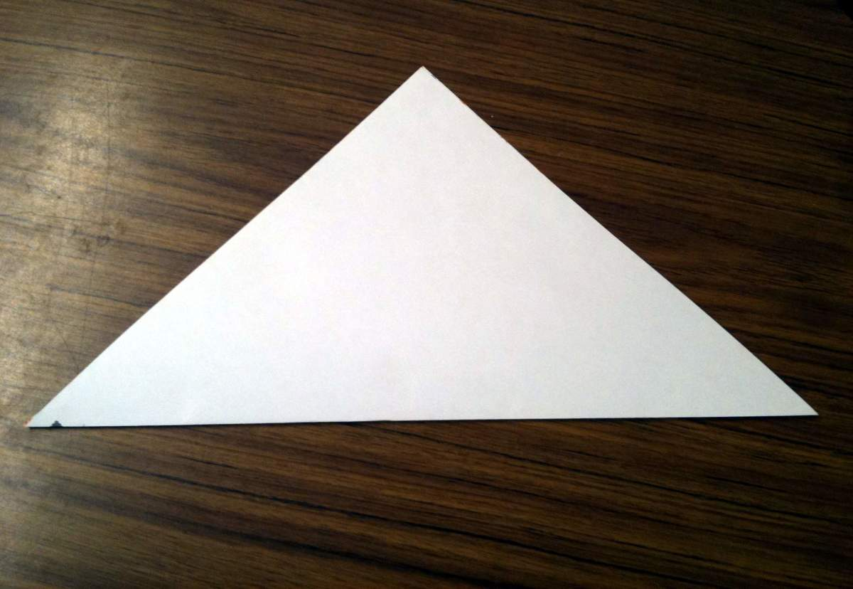 How To Make A Paper Crane Step By Step Origami Feltmagnet