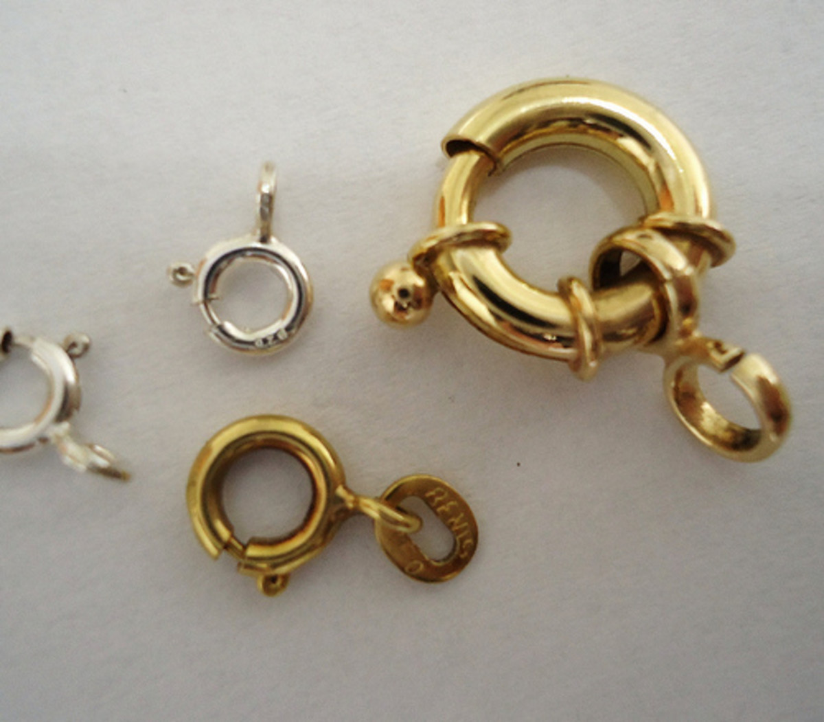 types of jewelry clasps types of jewelry clasps list of findings and where to buy 1472