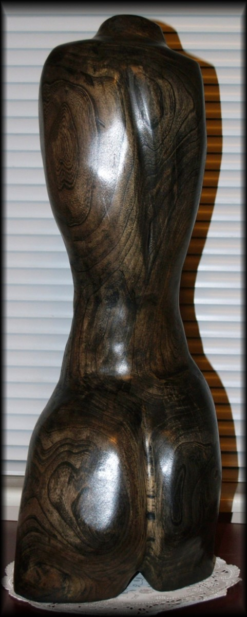 how-to-carve-beautiful-wood-art-from-dead-oak-and-other-hardwood-trees