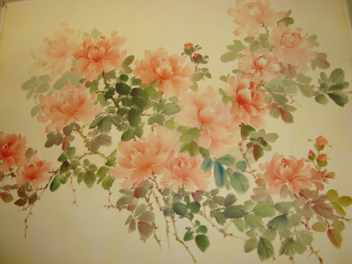 """""""Roses,"""" by Jeannie Lau"""