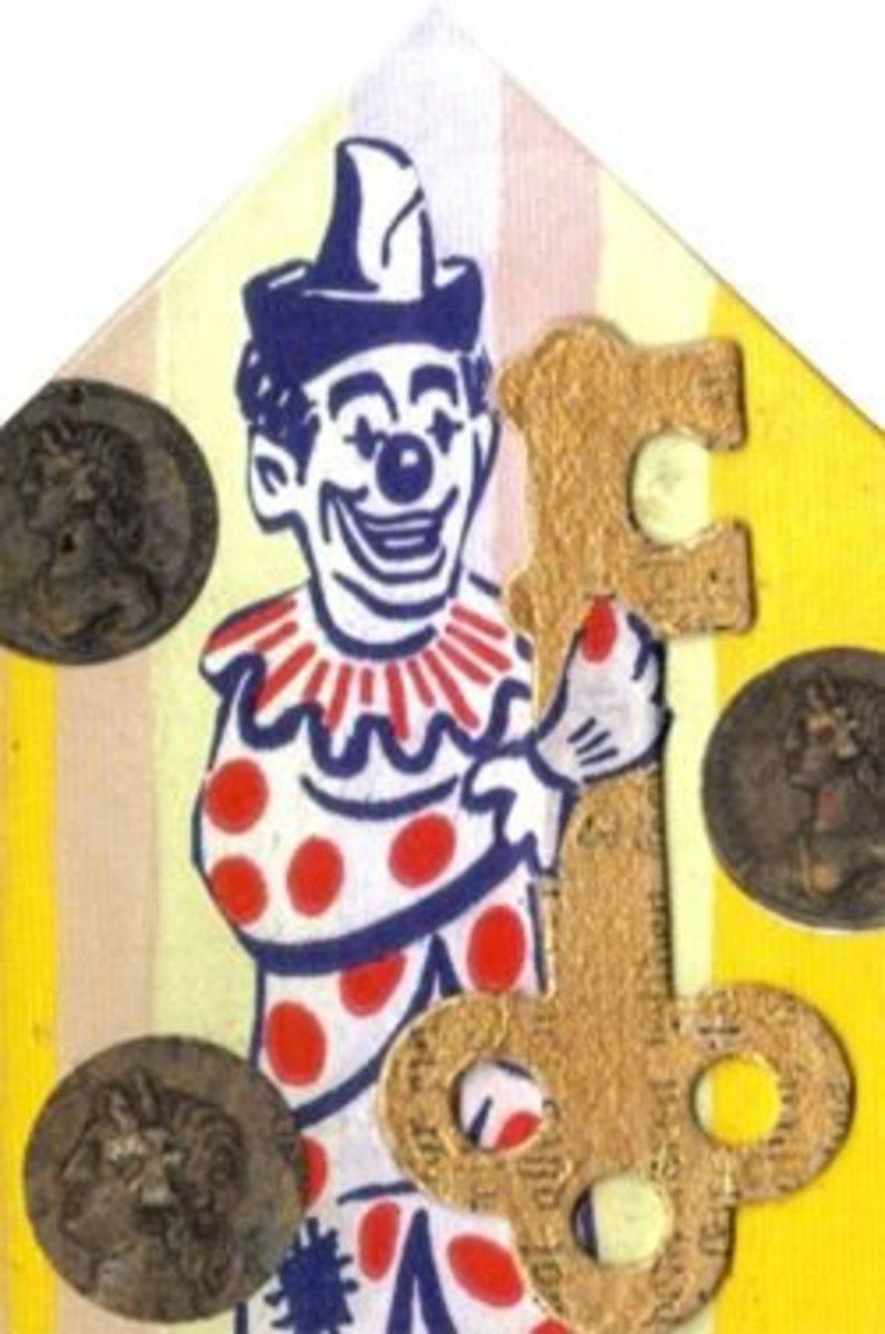 Little Row House - Clown