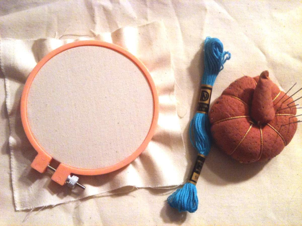 How to Embroider: 5 Stitches to Get You Started