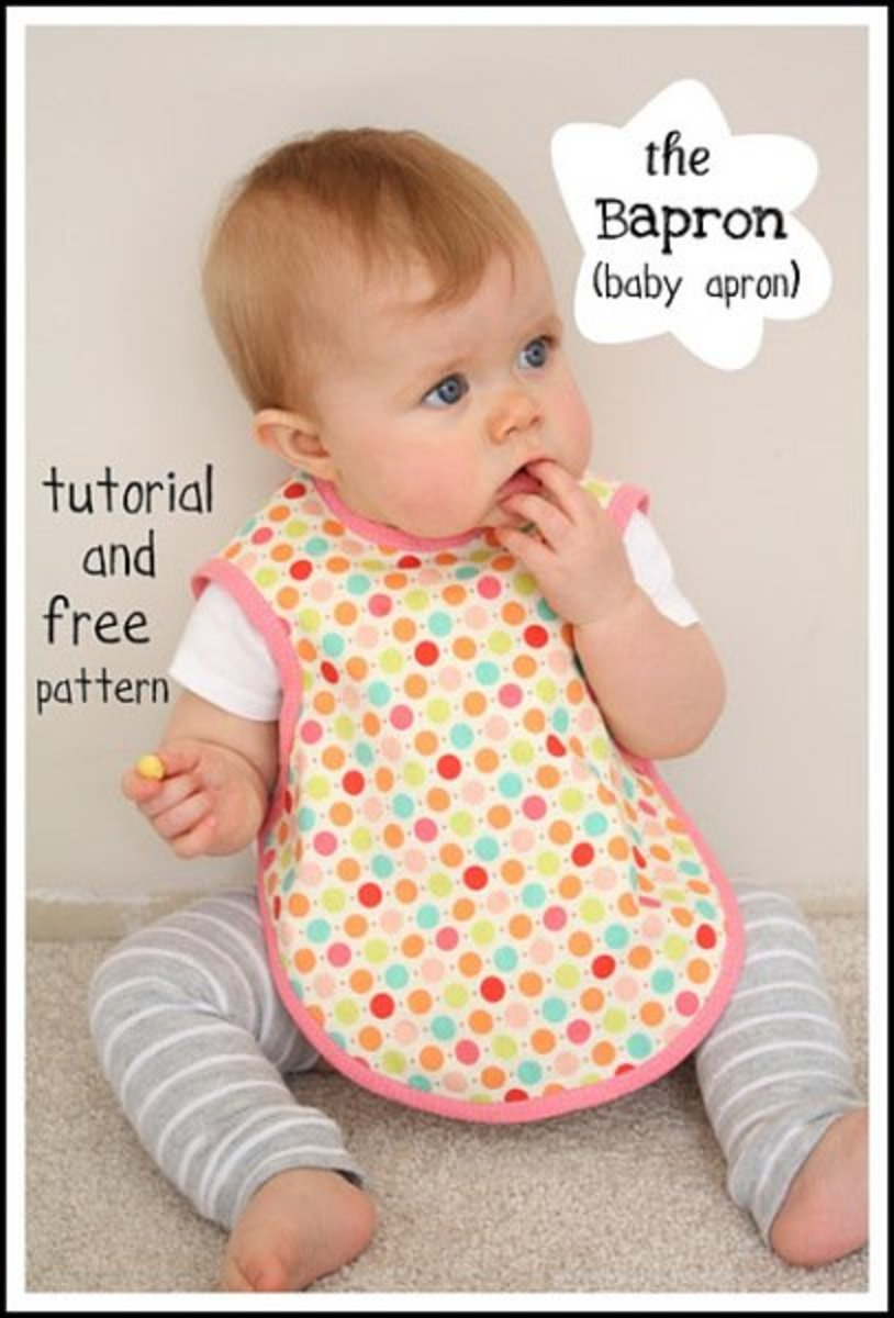 Baby Bib/Apron