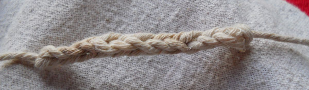 Finished lucet cord