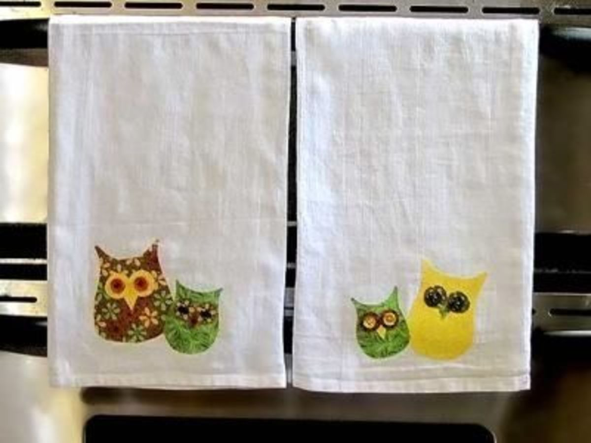 owl-kitchen-towels