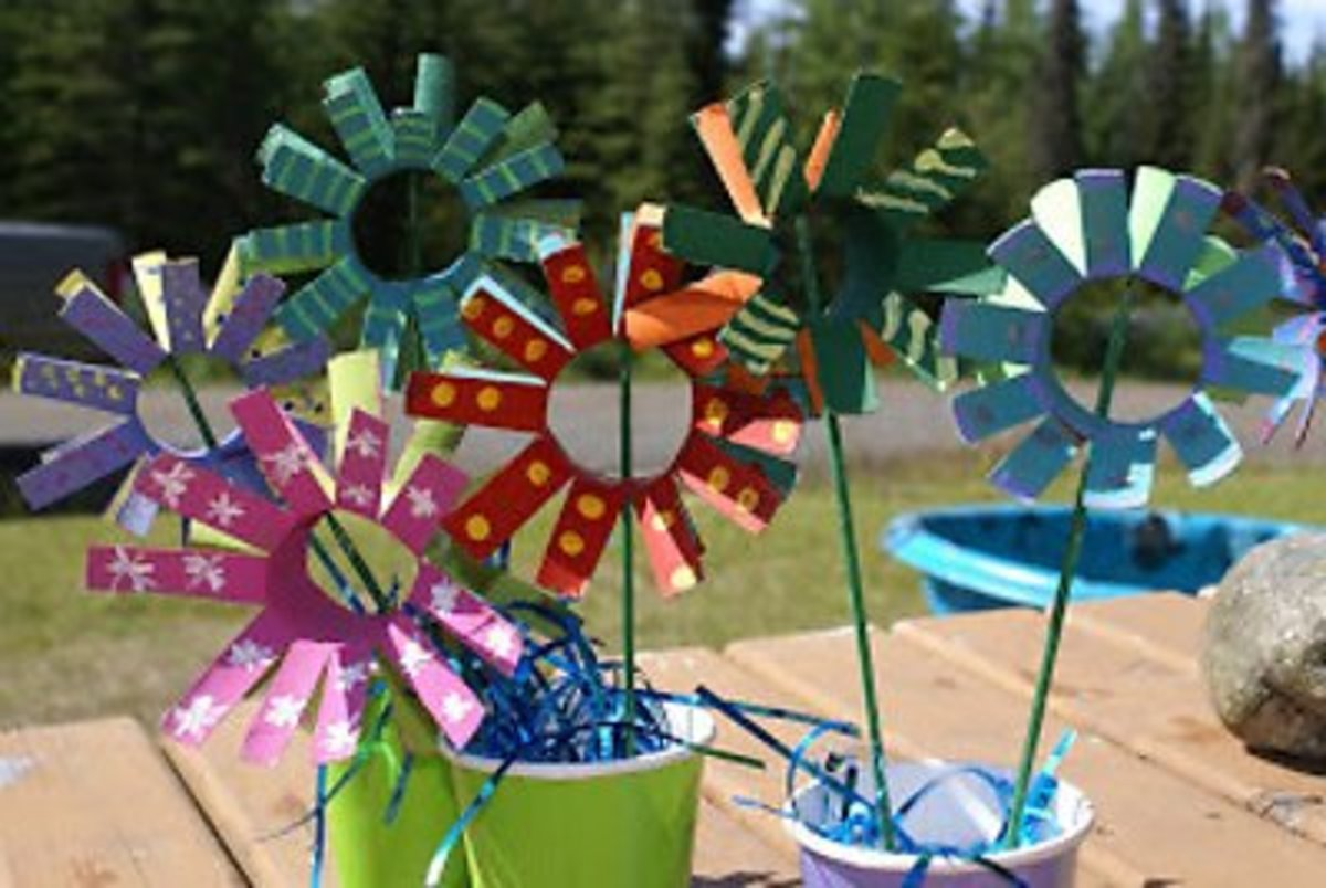 56 Amazing Paper Roll Crafts Ideas Feltmagnet