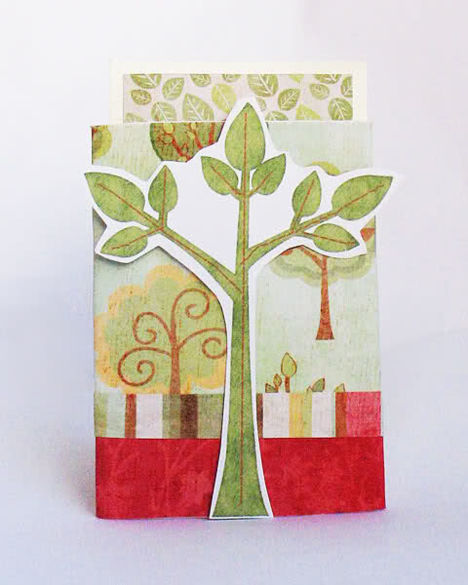 Tag Card and Envelope Set
