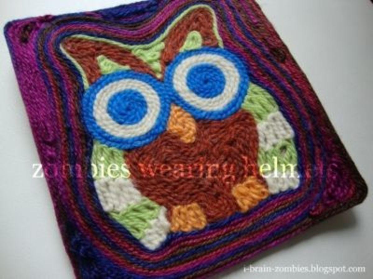 yarn-owl