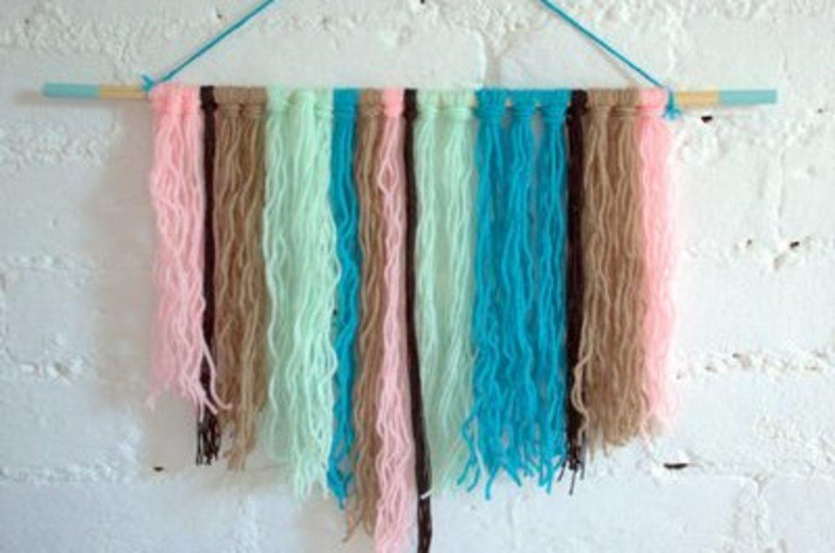 45 Outstanding Yarn Craft Ideas Feltmagnet