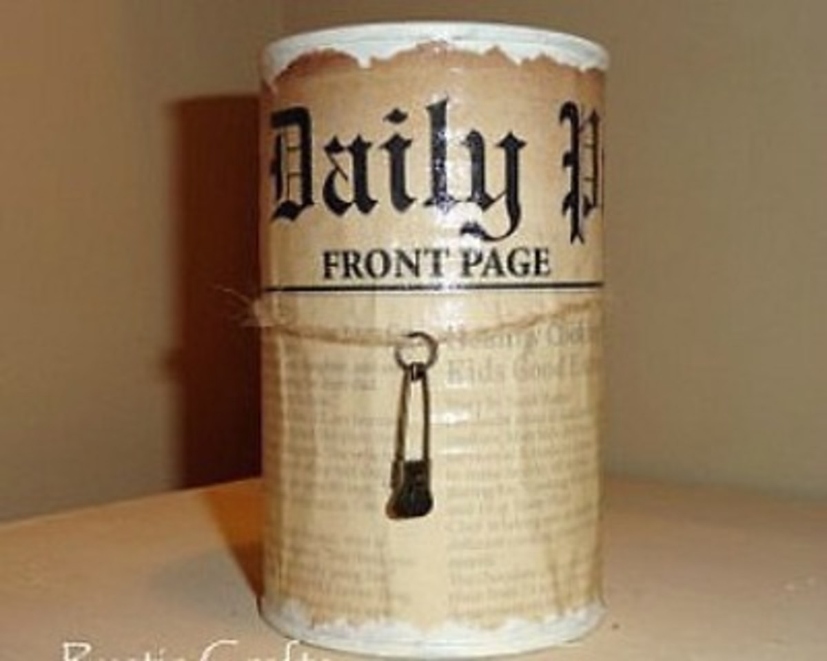 best-crafts-using-newspaper