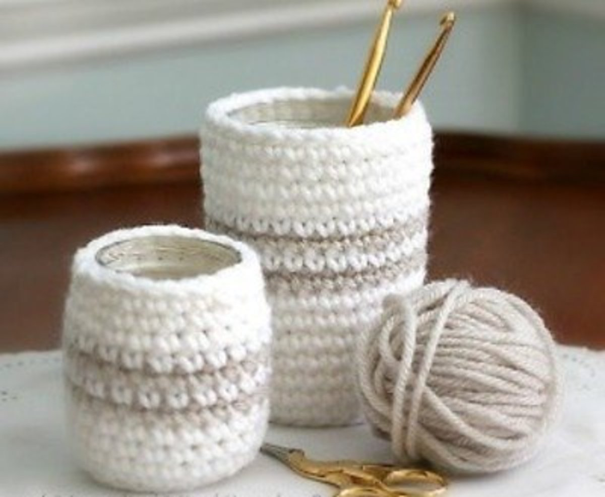 92 Outstanding Craft Projects Using Glass Jars | FeltMagnet