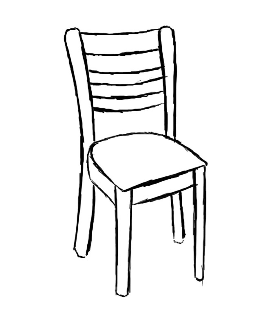 how-to-draw-a-chair