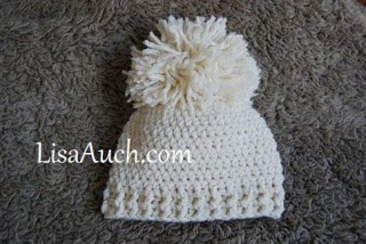 Crochet Baby Hat Pattern - Free Crochet Pattern