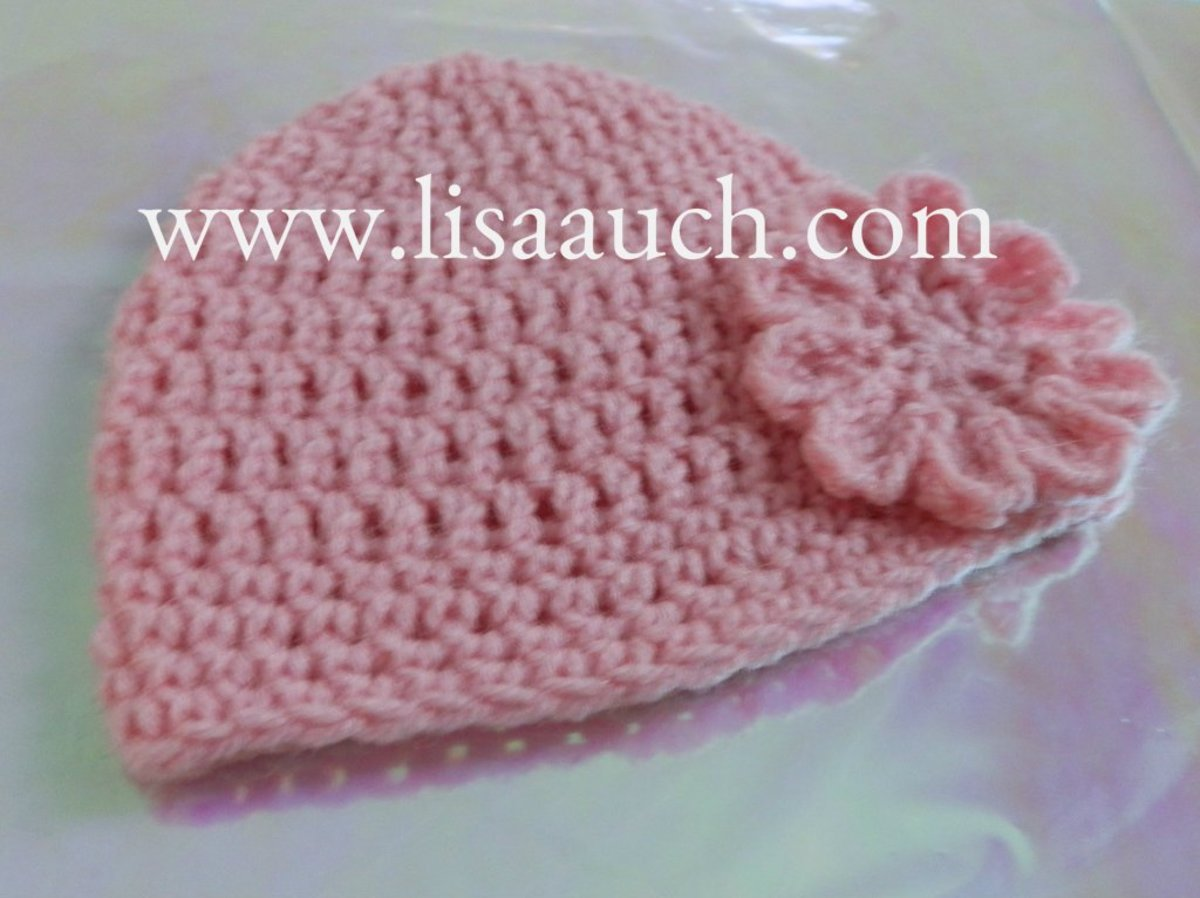 Crochet Tassel Hat Pattern For Baby : Free Crochet Baby Hat Patterns Ideal for Beginners ...