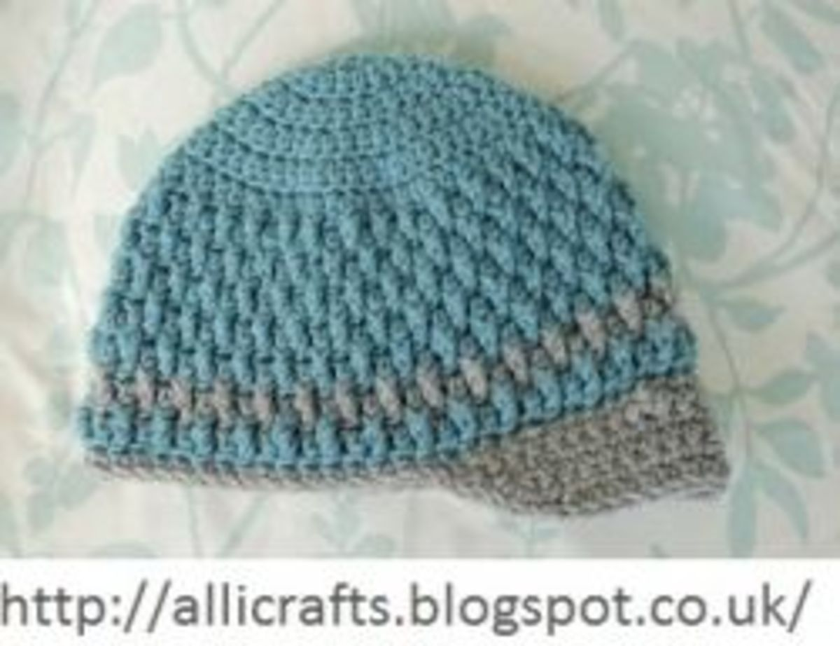Free Crochet Baby Hat Patterns Ideal for Beginners  7f663be22da