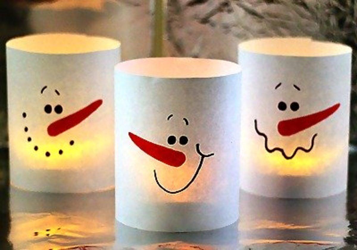 50 Amazing Snowman Craft Ideas Feltmagnet