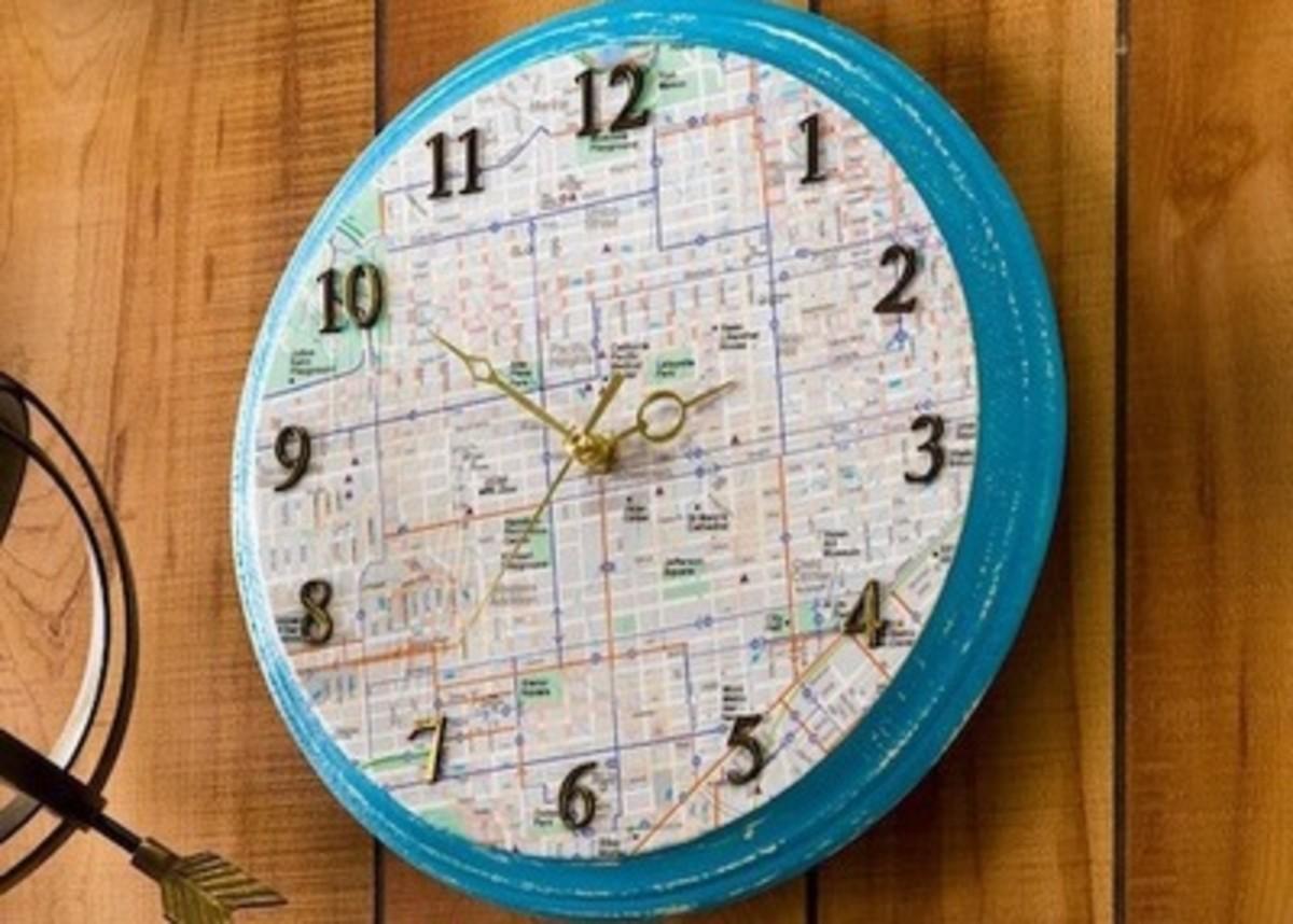 crafts-using-maps