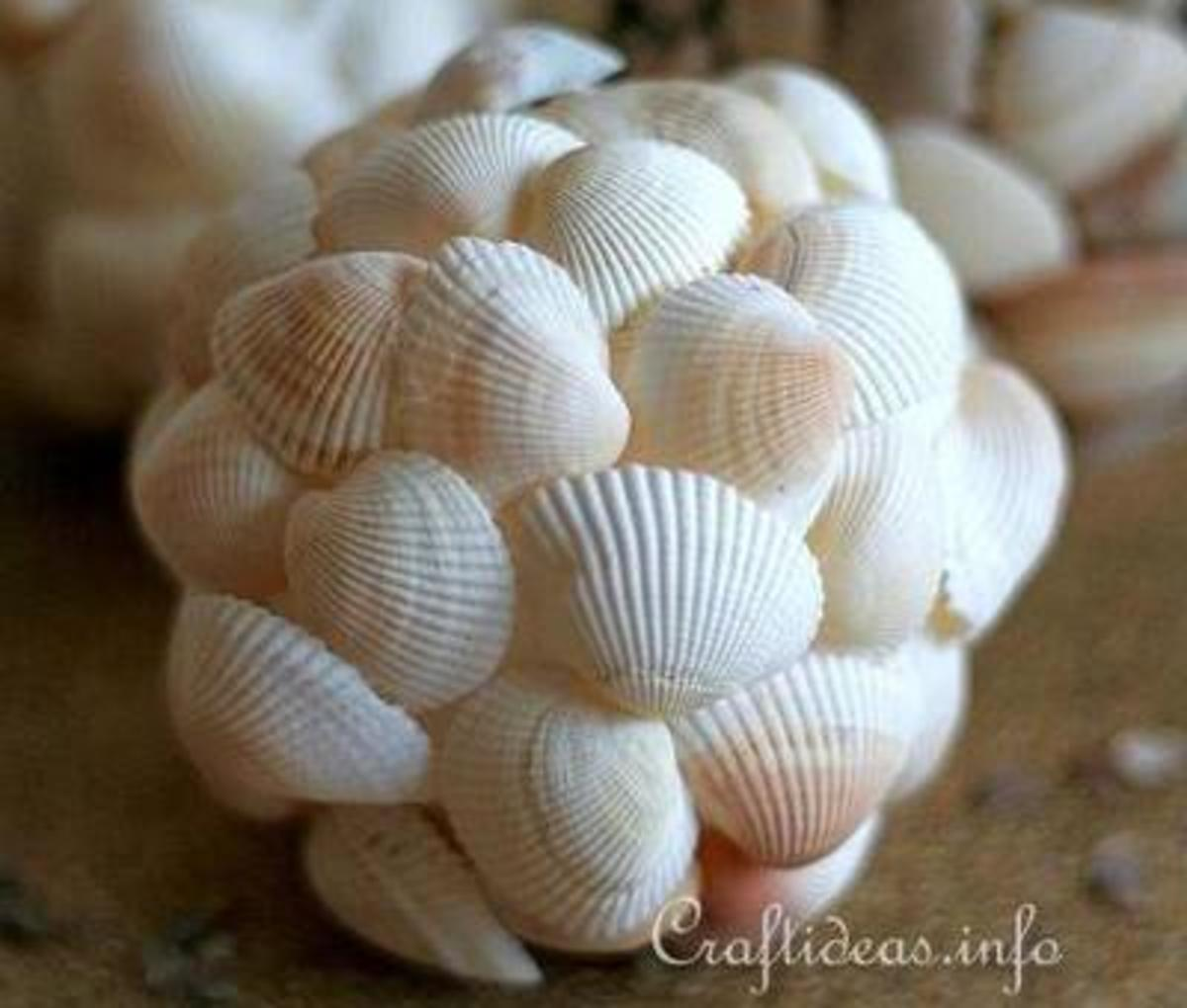 39 Unique Sea Glass And Seashell Craft Ideas Feltmagnet