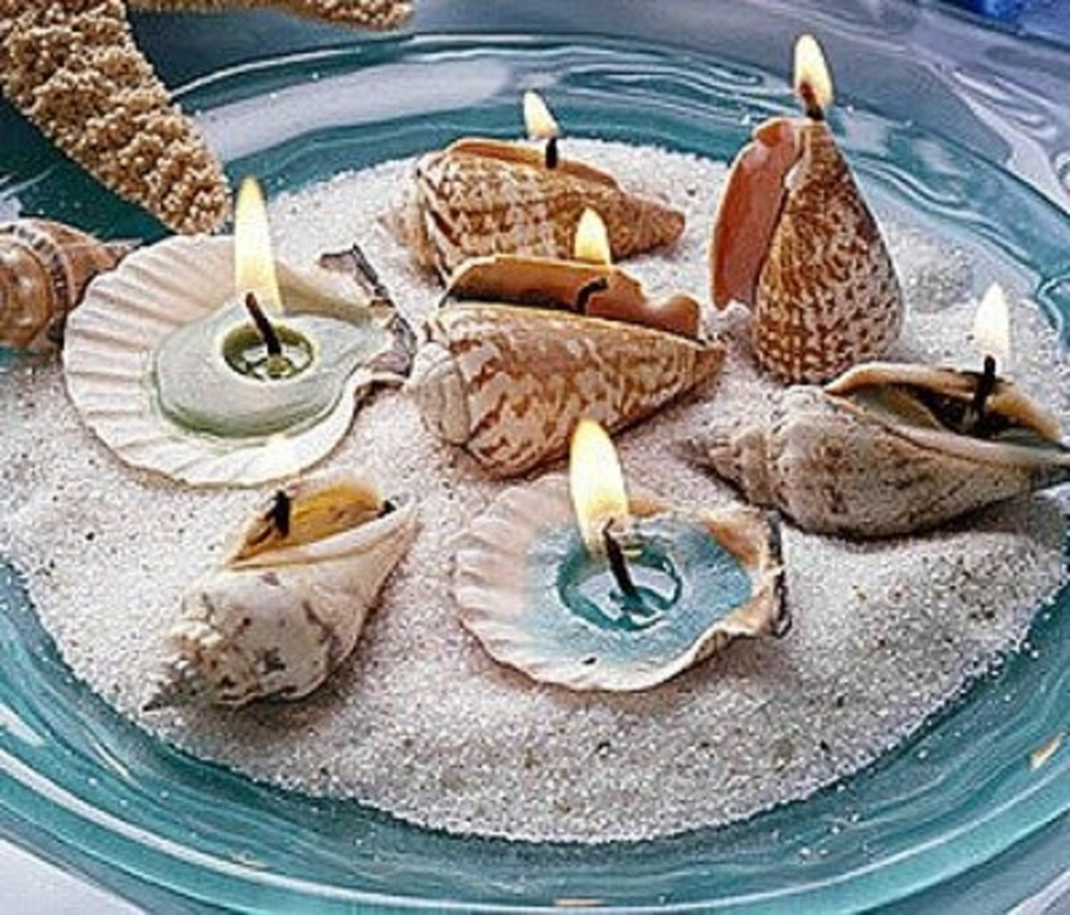 making-crafts-with-seashells