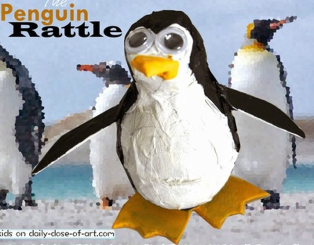best-penguin-crafts