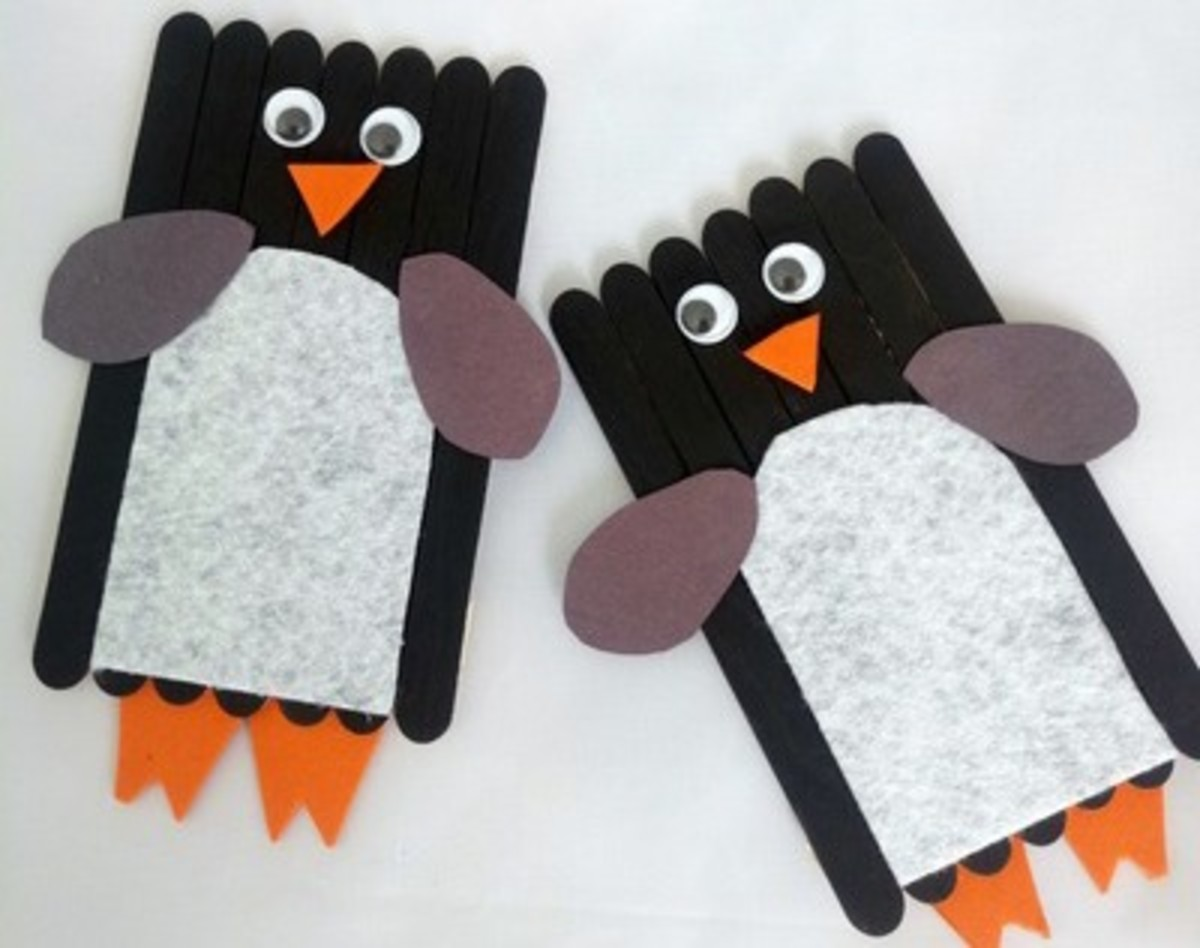 34 Cool And Amazing Penguin Craft Ideas Feltmagnet
