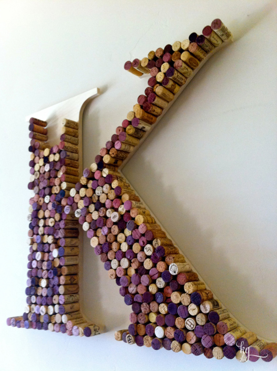 How To Use Wine Corks Crafts Home Decor Projects And Garden Ideas Feltmagnet