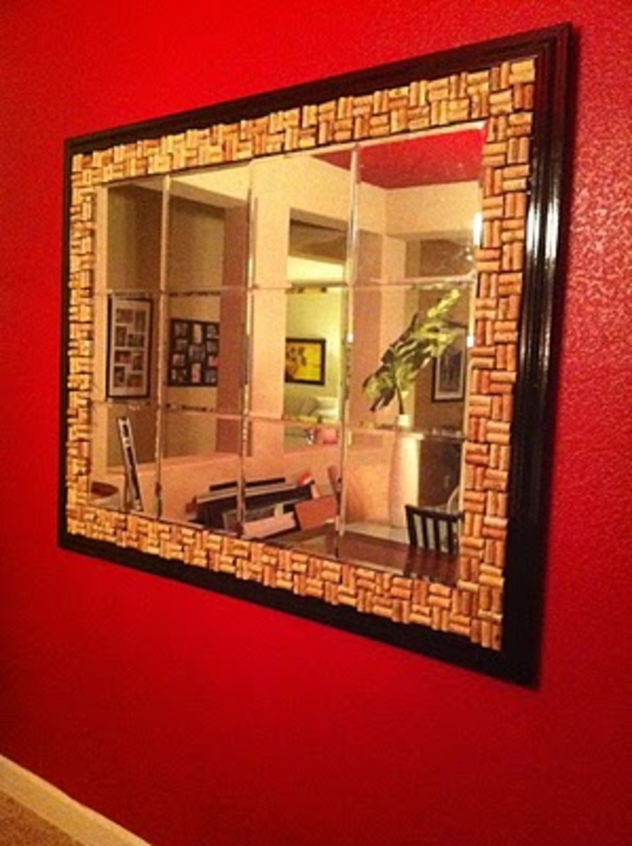 How to use wine corks crafts home d cor projects garden ideas and more feltmagnet - Wine cork diy decorating projects ...