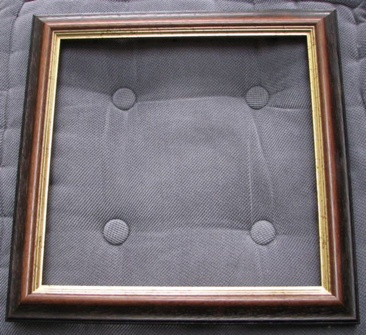 Frame, glass removed