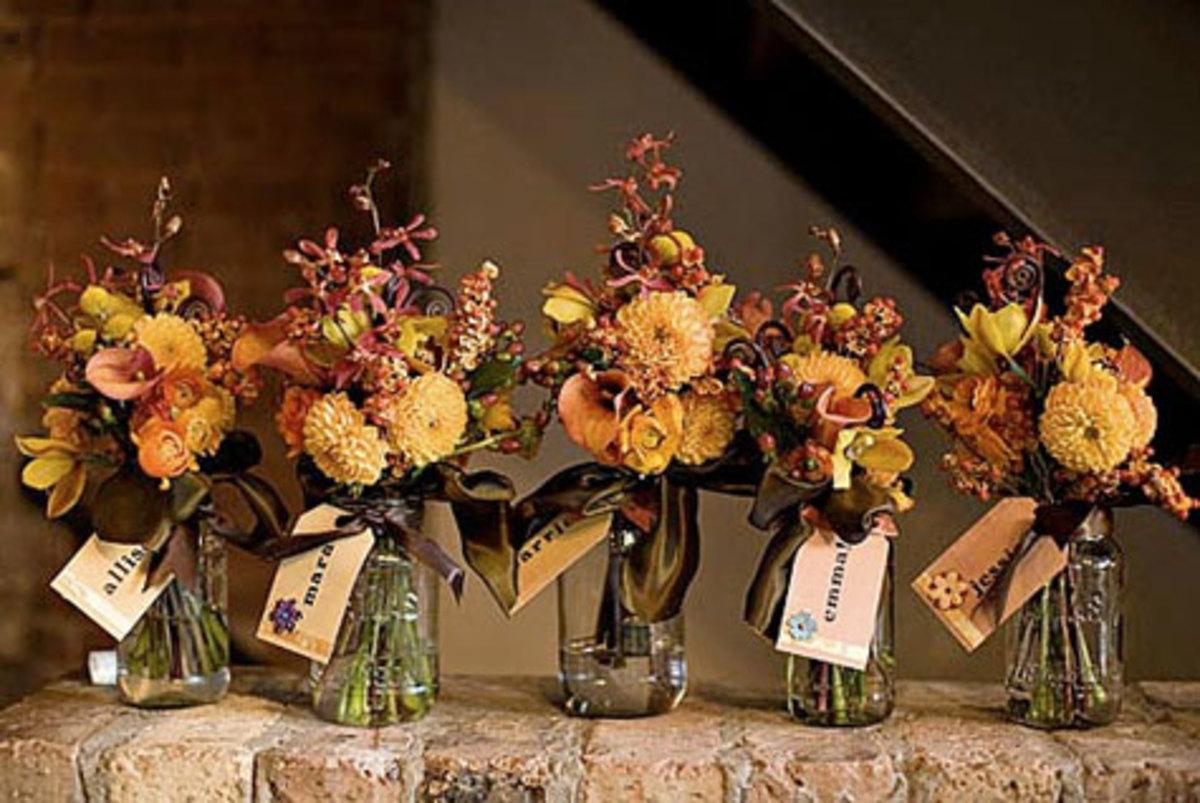 Bouquet Jars