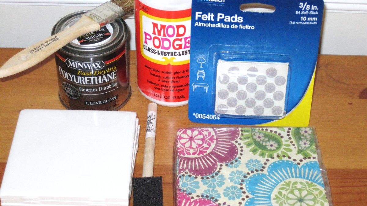 Supplies You'll Need