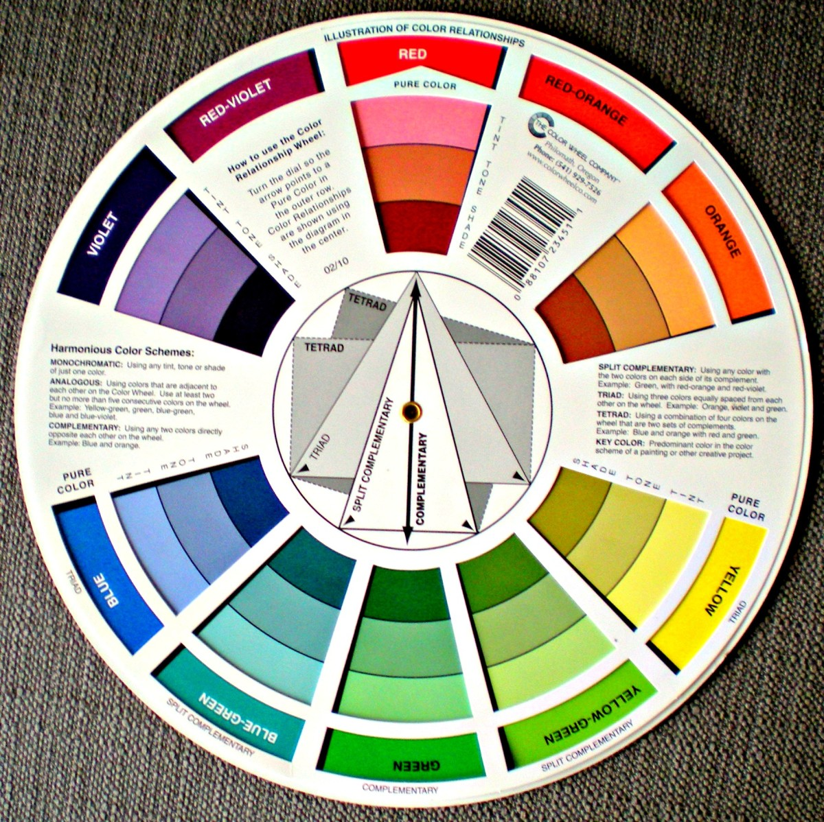 A Complete Color Guide Color Wheel Theory Mood Color Chart More