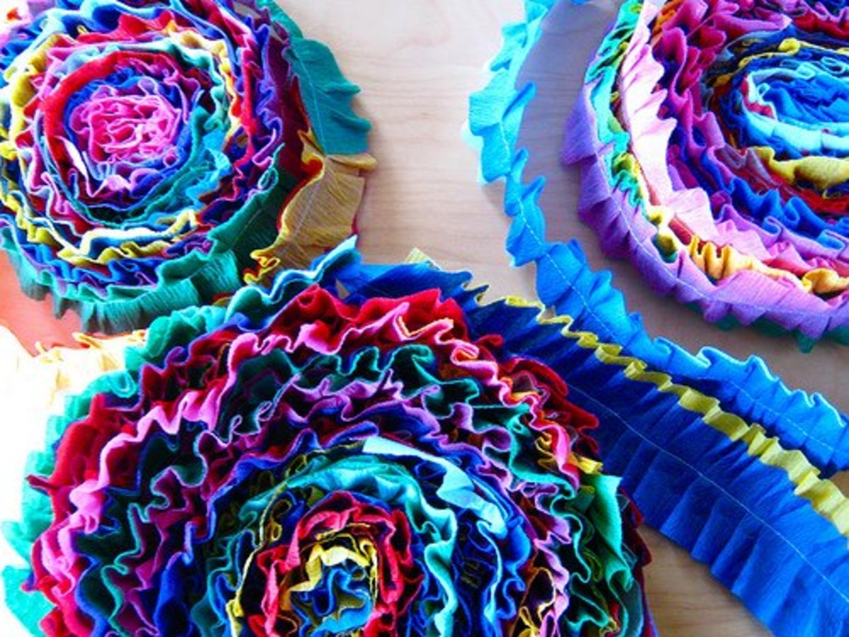 Party Decor On A Budget 12 Beautiful Diy Paper Decorations Feltmagnet