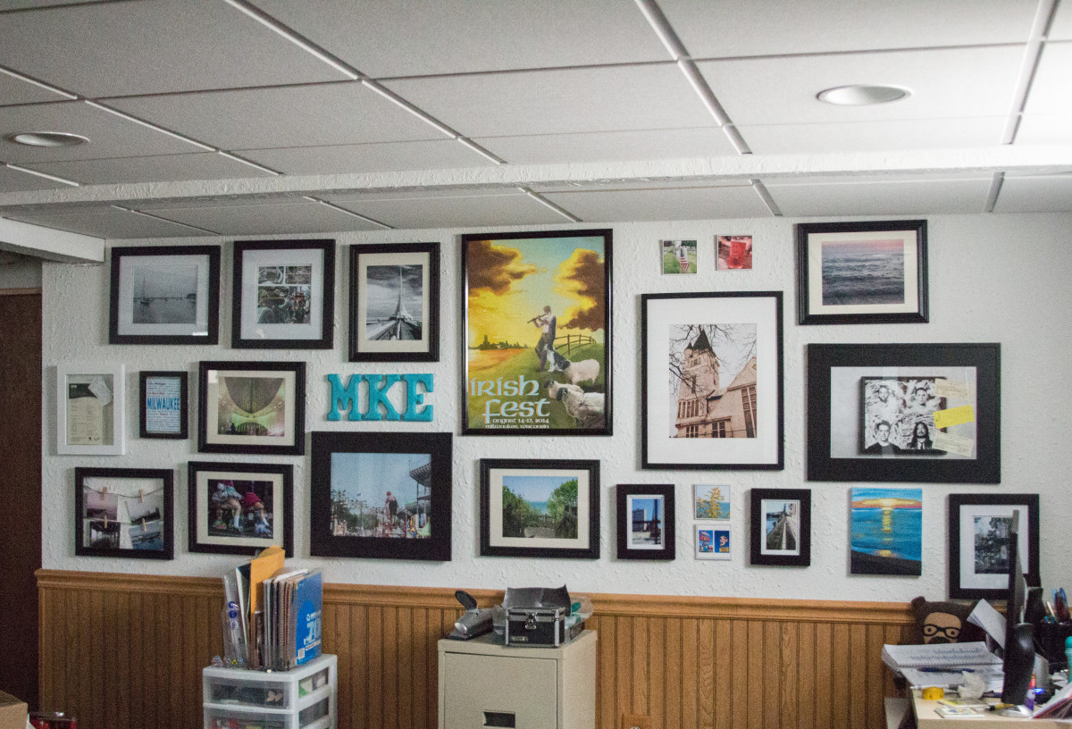 Displaying your work is a great evaluation method for photographers of all skill levels.