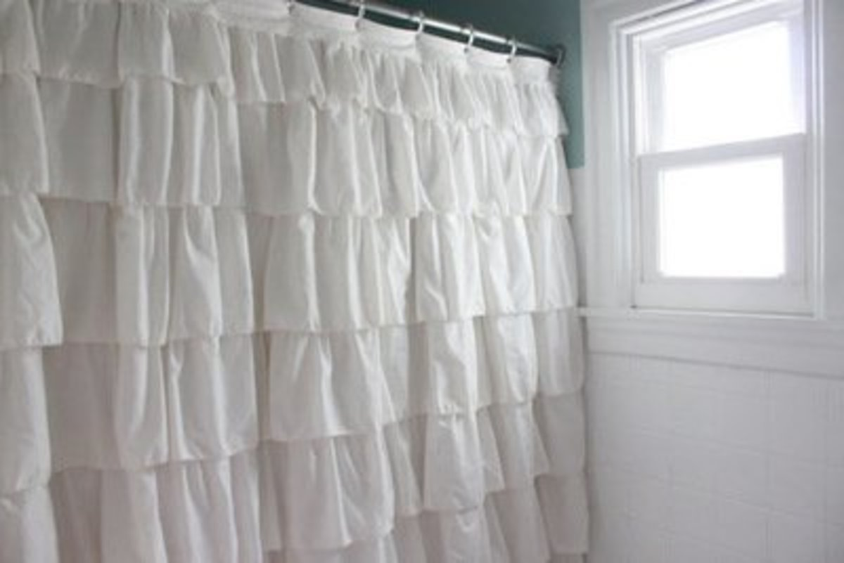 Tea Towel Curtains Learn How To Make