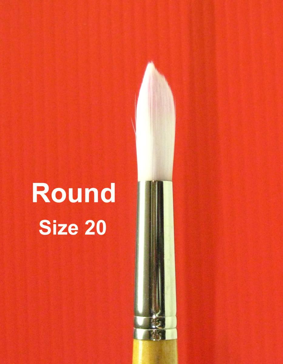 Big Round Brush