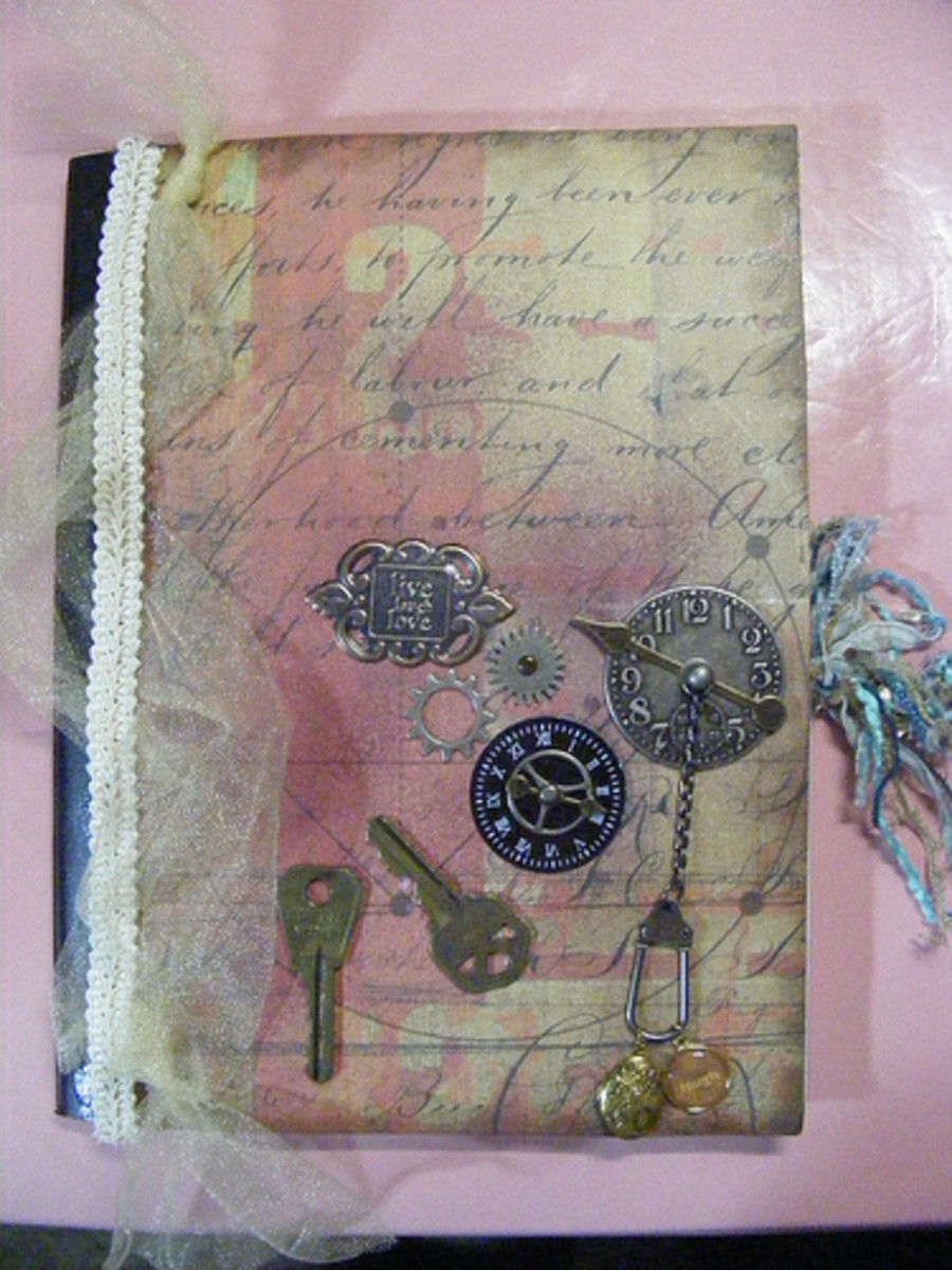 Altered Composition Book used with thanks under a Creative Commons license.